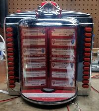 WURLITZER JUKEBOX WALLBOX 5207 – RESTORED and RECHROMED  - Stock #5384