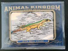 2019 Goodwin Champions Animal Kingdom Patches Ibiza Wall Lizard