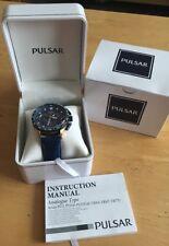 Nuevo y en caja genuino reloj Pulsar Para Hombre