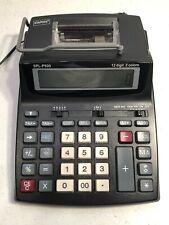 Staples Spl-P500 Hand Held/Desktop Printing Calculator