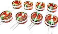 8 x 6.25mH Induttore, bobine, Toro, filtro, comune modalità di carciofi,