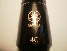 Yamaha 4C student Alto Saxophone Sax mouthpiece - MINT CONDITION