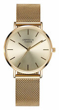 NEU Orphelia Fashion Gold Damen Armbanduhr Milano OF714825_DE