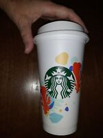 New Summer 2020 Starbucks Coffee Reusable/Recyclable Hot Cup
