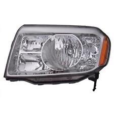 Fits HONDA PILOT 2009-2014 Headlight Left Side 33150-SZA-A01 Car Lamp Auto