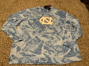 North Carolina Tar Heels Nike Shooter L/S Jordan Shirt Men's Size: 3XL NWT 2020