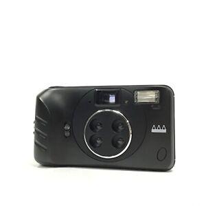 Lomography Babylon.4 Black Toy Camera Point & Shoot Film Camera - AS IS