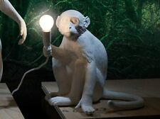 Seletti Monkey Lamp a sedere lampada scimmia