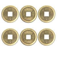 chinesische m nzen gl cksbringer feng shui bronze alt reichtum geld gro e28mm 5. Black Bedroom Furniture Sets. Home Design Ideas
