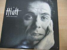 JOHN HIATT Bring The Family 1ST ISRAEL  ISRAELI PROMO  MINT LP