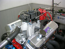 CHEVY 383 SBC STROKER ENGINE 562HP CRATE MOTOR