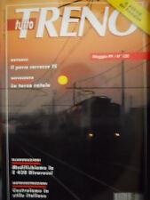 Tutto Treno 120 Storia 1901 - 1951 la Terza Rotaia -Modifichiamo E 428 Rivarossi