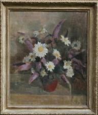 Oil Floral Framed Art Paintings