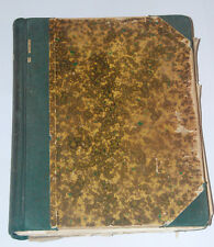 Anatomie Atlas Antique Old German Book 1920