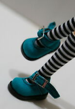 Alice's Shoes, Custom Mary Jane For Blythe/Pullip/Momoko/Obitsu/Dal - B3_367, TQ