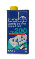 ATE 1L TYP200 DOT4 Racing Brake Fluid 1 Litre DOT 4 SAE J1703 FMVSS 571.116