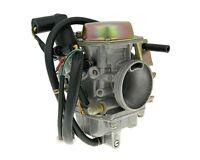 NARAKU CARBURATORE 30mm Racing membrangesteuert PER 125-300ccm MAXI SCOOTER