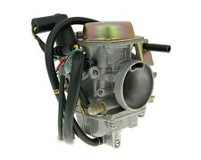 Carburetor Naraku 30mm Racing Diaphragm-Operated for 125-300ccm Maxi Scooter