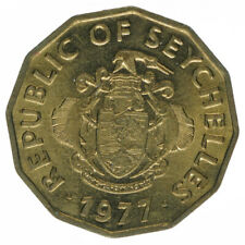 Seychellen 10 Cents 1977 A39268