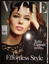 Vogue Italia 2/2014 Sofia Coppola Lea Seydoux Lupita Nyong'o Kerry Washington