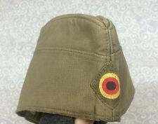 Vintage German Bamberger Mutzen-Industrie Military Army Garrison Hat Cap
