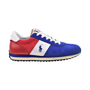 Polo Ralph Lauren Train 85 Men's Shoes Blue-Red-White 809830109-002