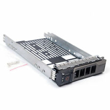 "3.5"" HDD SAS SATA Hard Drive Tray Caddy For Dell PowerEdge T430 T630 R330 R230"