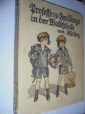 21415 Ury, Else Sedlacek Professors Zwillinge in der Waldschule 31.-35. Tausend