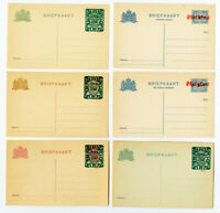 Netherlands Stationery 21x Early Pieces Superb condition