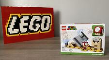 Lego Super Mario 40414 Monty Mole And Super Mushroom New and RARE.