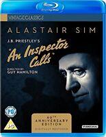 An Inspector Calls (60th Anniversary Edition) [Blu-ray] [1954] [DVD][Region 2]
