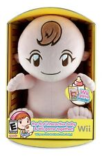 *NEW* Babysitting Mama - Nintendo Wii *Doll + Game Bundle*