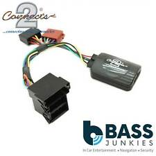 CTSCT002.2 PIONEER Citroen Xsara Picasso C2 C3 C5 Steering Wheel Stalk Adaptor