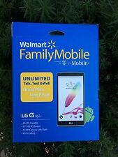 LG G Stylo H631 - 16GB - Metallic Silver (T-Mobile ONLY)  - No work with WFM !!!