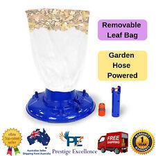 Swimming Pool Leaf Eater Dirt Cleaner Catcher Bag Standard Click Hose Compatible