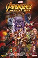 Marvel's Avengers - Infinity War - Offizielle Vorgeschichte - Panini - NEUWARE