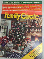 Family Circle Magazine How To Make It Christmasy December 22, 1981 062617nonr