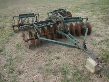 Vintage 7' Disc Harrow Drag Disk Farm used