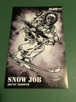 G.I. JOE A Real American Hero # 221 Cover RE-B BLINDBOX IDW (only 500 Copies)