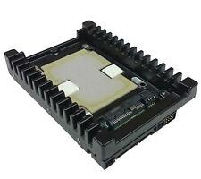 """HP Z620 WD IcePack Festplattenkühler Caddy 2,5"""" SAS > 3,5"""" SATA HDD SSD Adapter"""