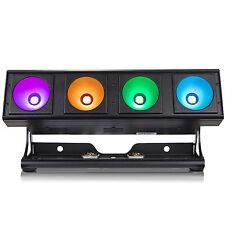 Briteq Power pixels 4-rgb II 4x 30 W COB RGB DEL-DEL Phares Bar Lumière Wash
