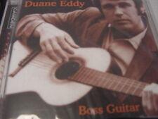 Boss Guitar - Duane Eddy (CD 1997) [IMPORT SEALED CD 26 TRACKS OUT OF PRINT