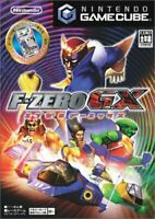 USED Nintendo Gamecube F-ZERO GX 06624 JAPAN IMPORT