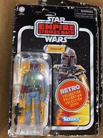 Star Wars Retro Collection Boba Fett Action Figure 3.75 Hasbro Kenner- FAST SHIP