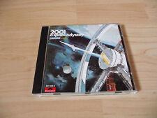 CD Soundtrack 2001 - A Space Odyssey - 1968