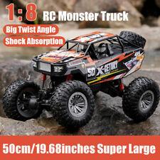 1:8 RC Car Monster Truck Bugg Off-Road Geländewagen 2.4Ghz Auto Spielzeu