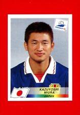 WC FRANCE '98 Panini 1998 - Figurina-Sticker n. 531 - MIURA - JAPAN -New