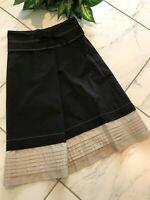 VERONIKA MAINE  - Womens Skirt  - PRELOVED - Size 6 - Made in Australia