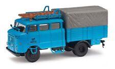 Busch 95171 Espewe : Ifa W50 Btp , Bleu Post, Modèle 1:87 (H0)