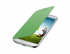 Original Samsung Galaxy s4 Flip Cover Green Colour Full Case Cover